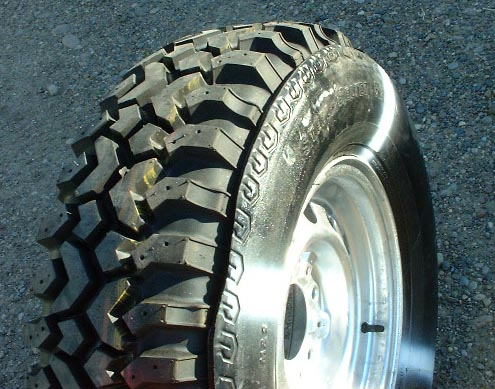 Double Side-wall Tire 01