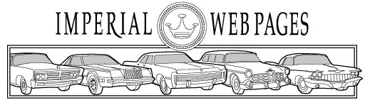 Imperial Web Pages