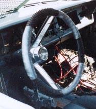 Steering wheel 01